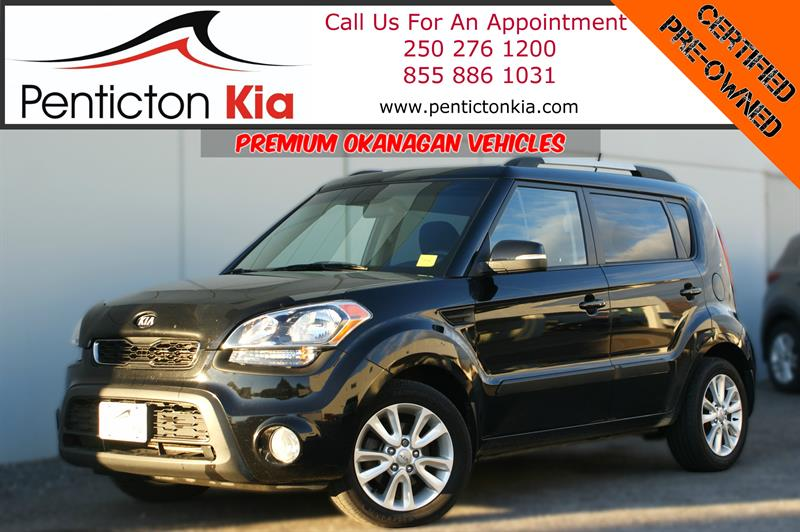 2013 Kia Soul 2u - Heated Seats, Bluetooth, Satellite Radio #18SR06B