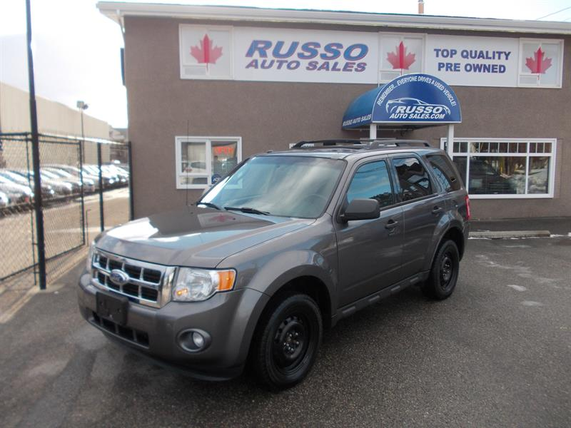 2012 Ford Escape XLT 4DR AWD #A7984
