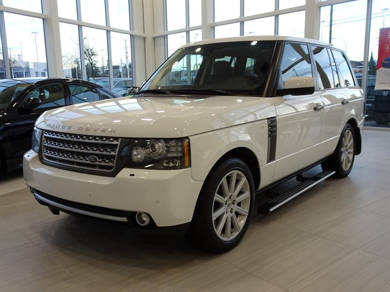 2011 Land Rover Range Rover SUPERCHARGED - MINT! #P5120