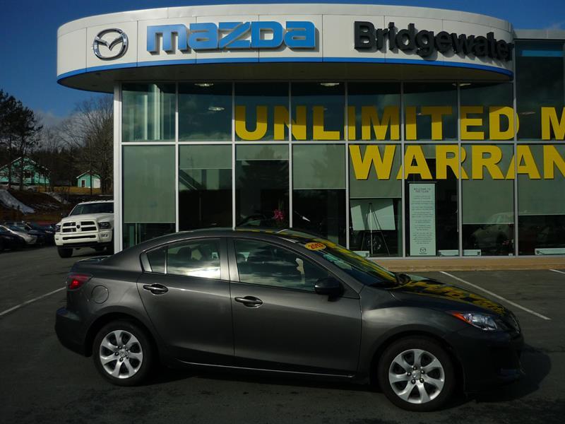 2013 Mazda MAZDA3 4dr Sdn GX #18045A