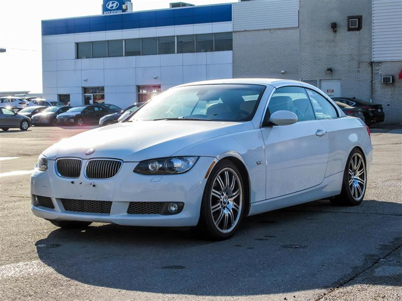 2008 BMW 3-Series 335i CONVERTIBLE #52069