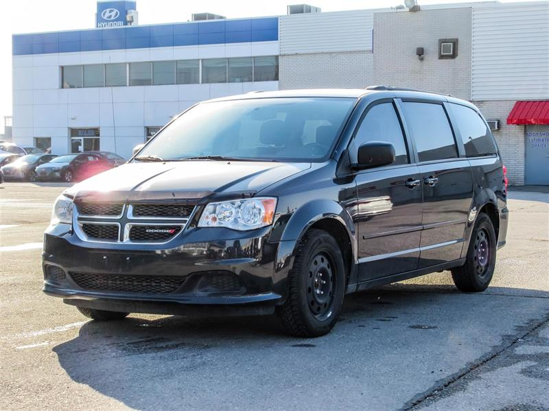 2015 Dodge Grand Caravan FULL STOW'N GO #02362