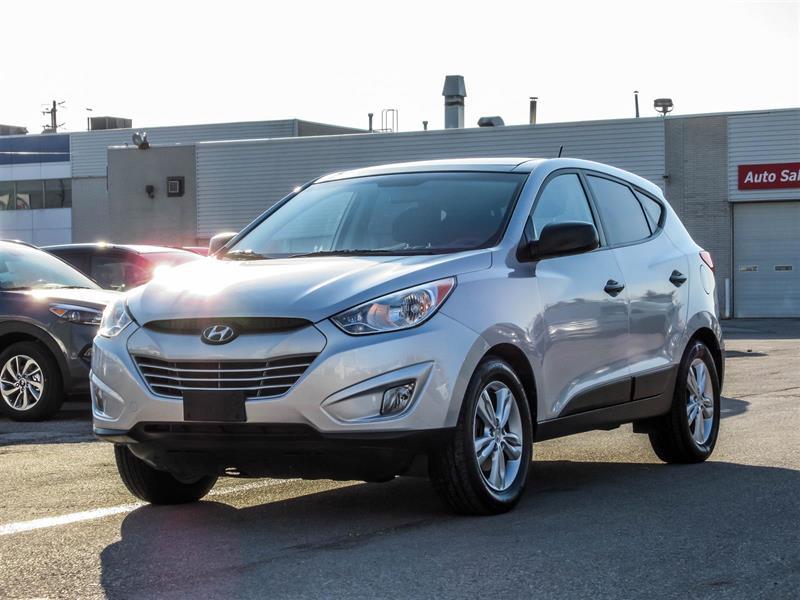 2013 Hyundai Tucson GLS #78021