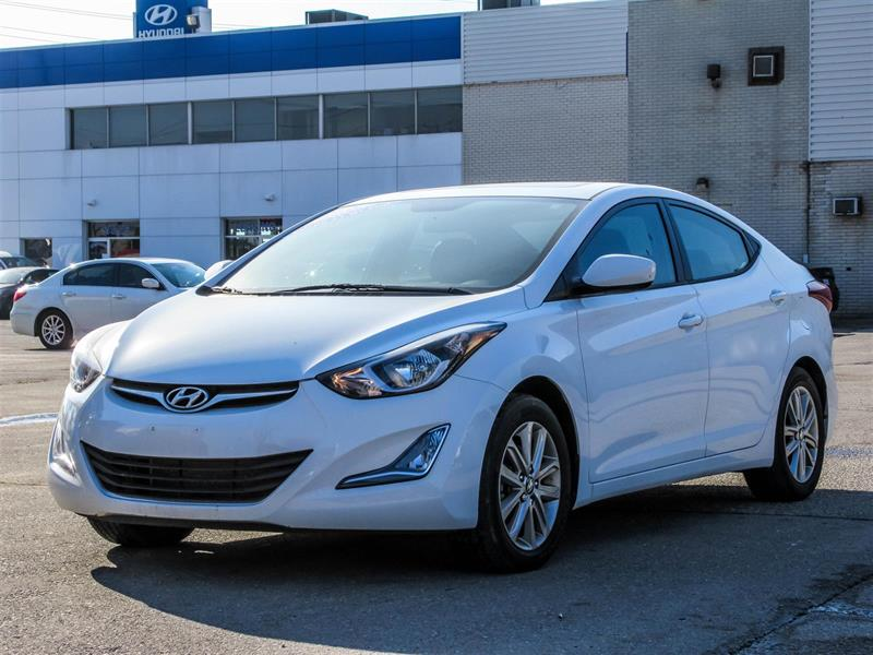 2016 Hyundai Elantra Sport #52312