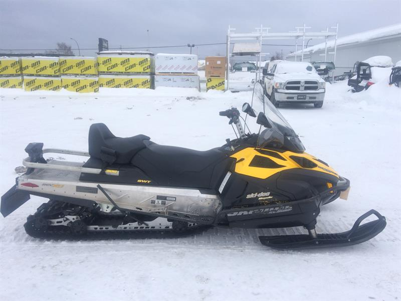 Ski-Doo Skandic SWT 600 ETEC 2013