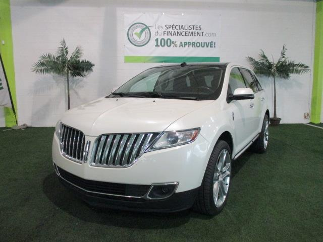 Lincoln MKX 2013 AWD 4dr #2136-01