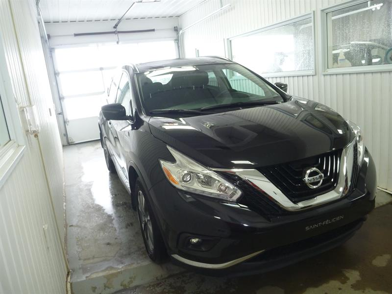 Nissan Murano 2017 AWD 4dr #76253A