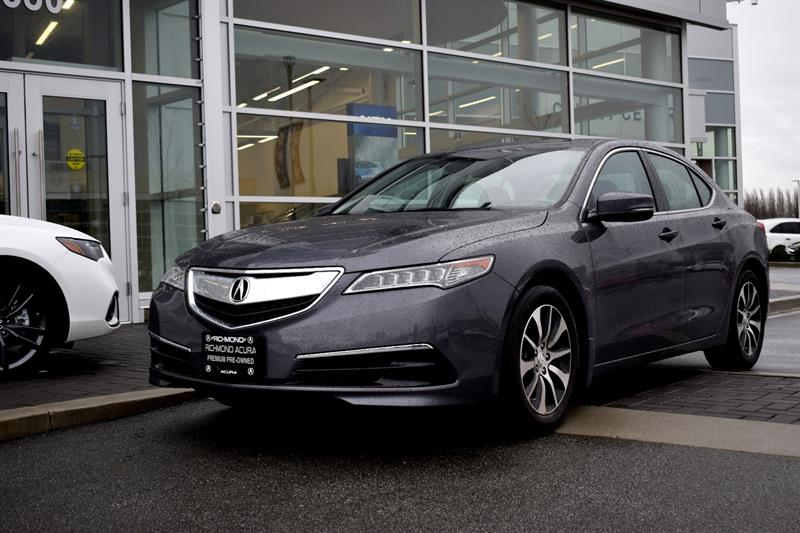 2017 Acura TLX 4dr Sdn 2.4 L Tech Navi|Lane keep|Heated Steering #856219A