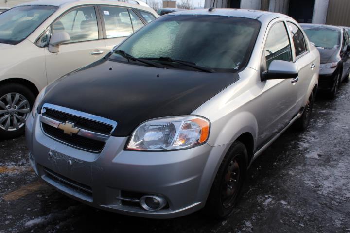 Chevrolet Aveo 2011 LT 4D Sedan #0000000614