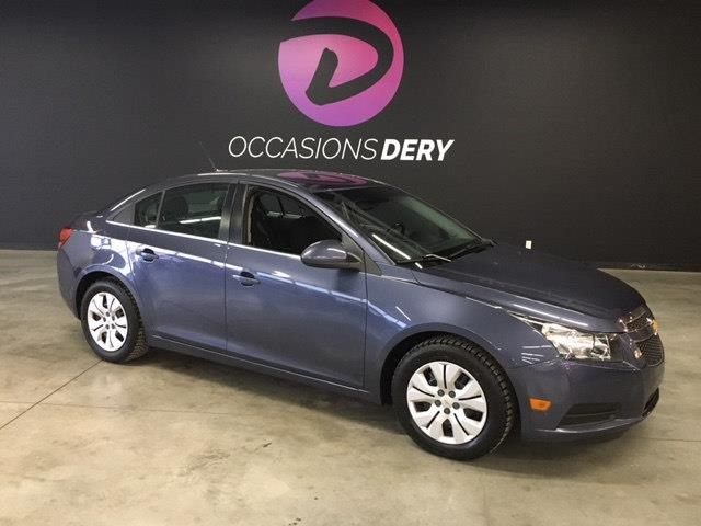 Chevrolet Cruze 2014 LT Turbo en excellente condition ! #P8809