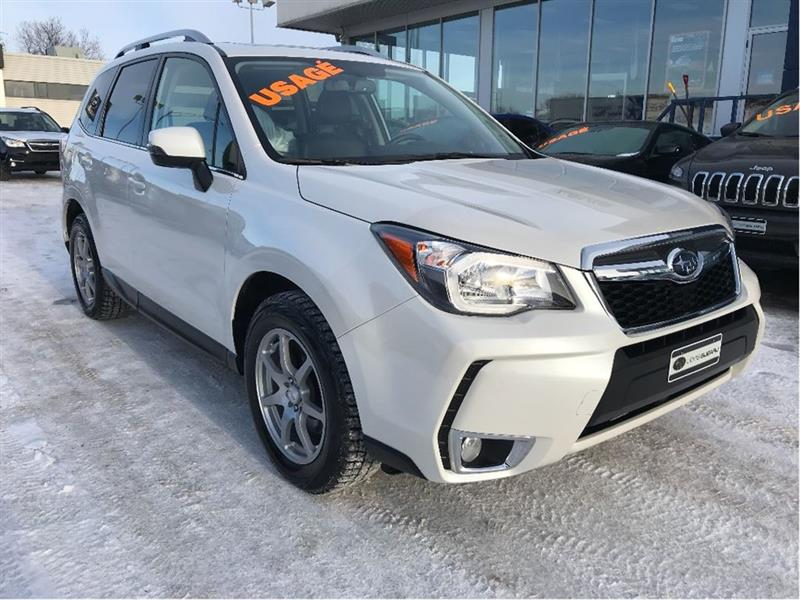 Subaru Forester 2015 2.0XT LIMITED #15266A