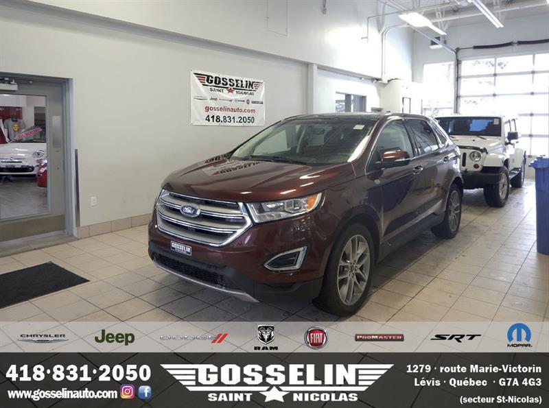 Ford EDGE 2015 TITANIUM #C0163A