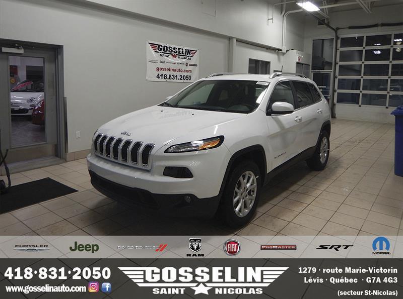 Jeep Cherokee 2017 NORTH 4X4 *NEUF* #J4494Z