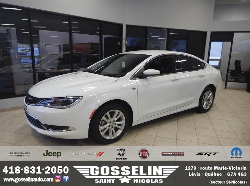 Chrysler 200 2016 LIMITED *NEUF* #C0155
