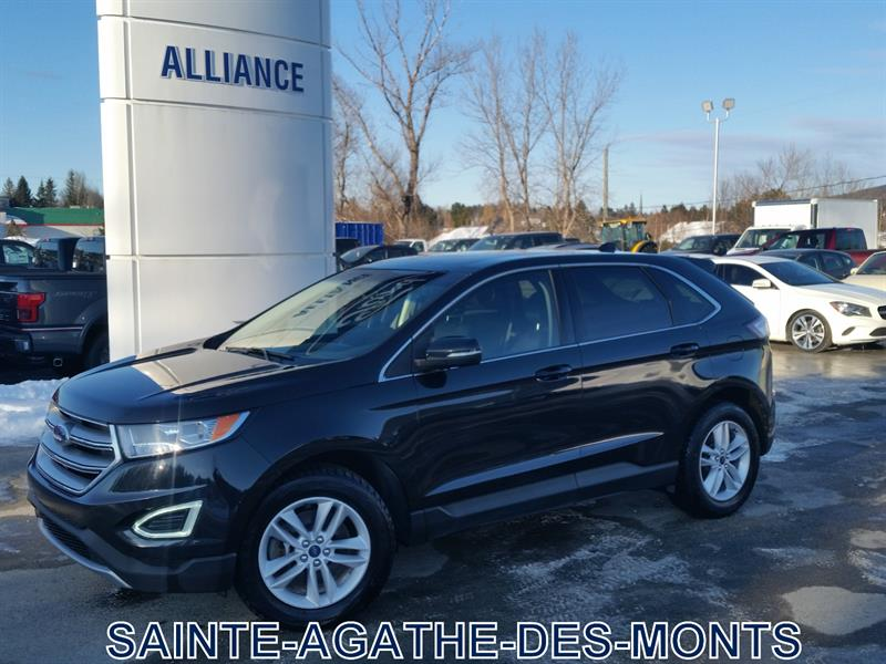 Ford EDGE 2015 SEL AWD CUIR TOIT PANORAMIQUE NAVIGATION  #C2947A