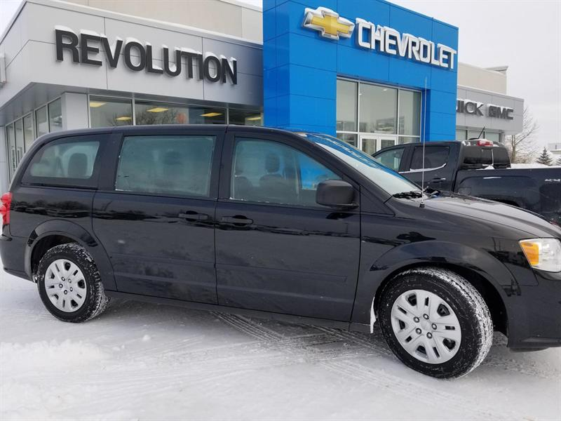 2017 Dodge Grand Caravan Canada Value Package #G879206