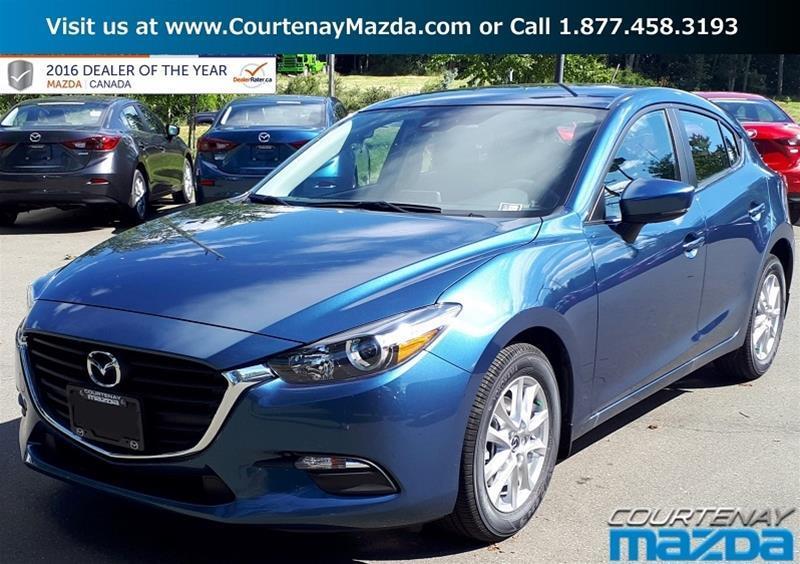 2018 Mazda Mazda3 Sport GS 6sp #18MZ30201