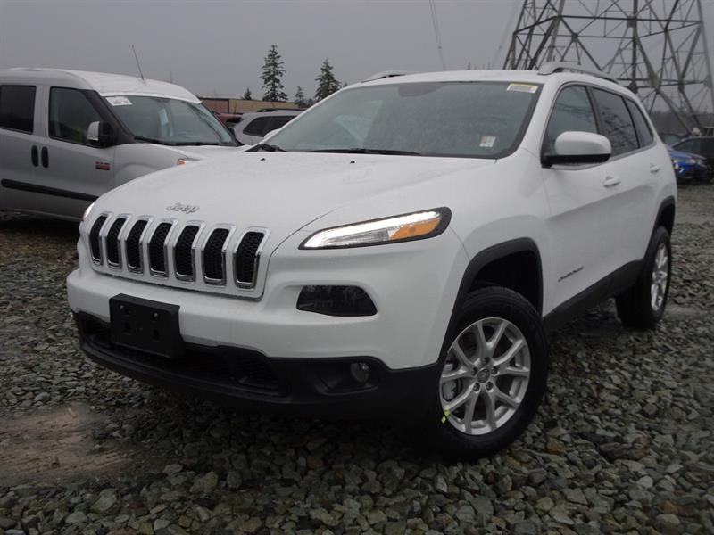 2018 Jeep Cherokee North #19UP95
