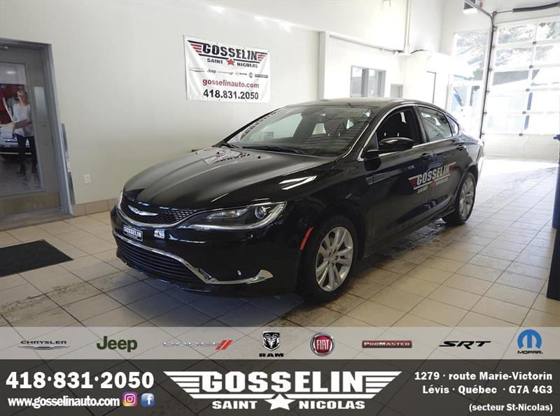 Chrysler 200 2016 Limited *NEUF* #C0150