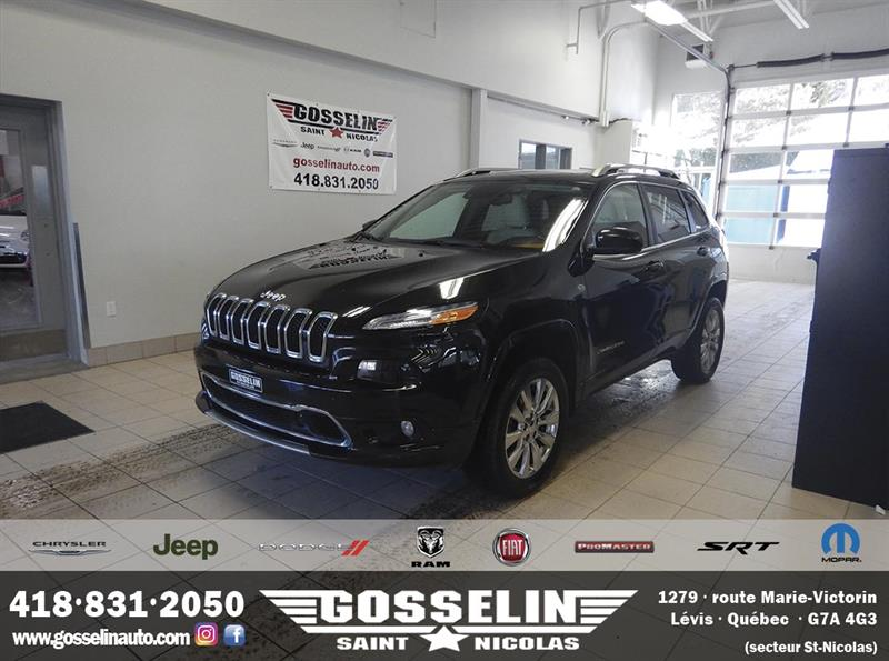 Jeep CHEROKEE OVERLAND 2016 Overland 4x4 *Special DEMO* #J3983A