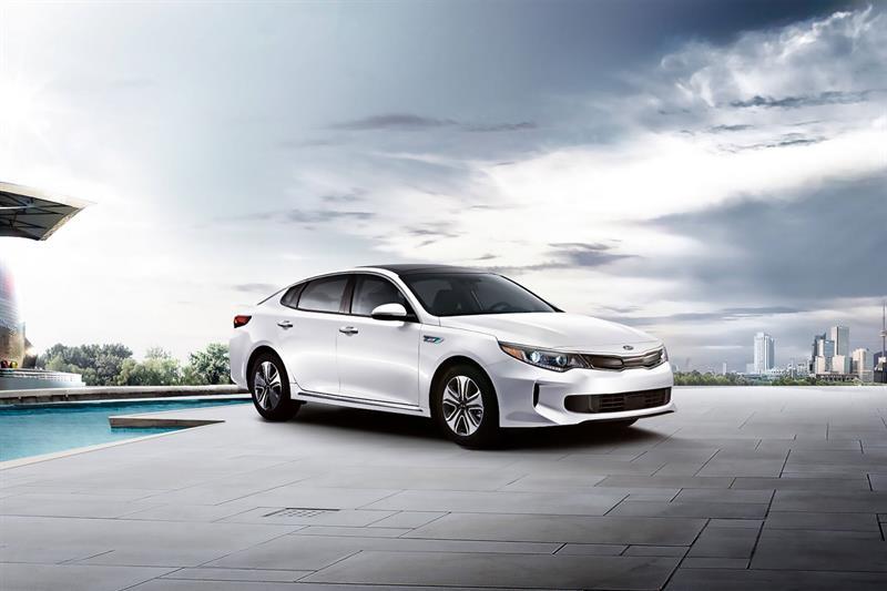 Kia Optima Hybrid 2017 EX-Premium #4279