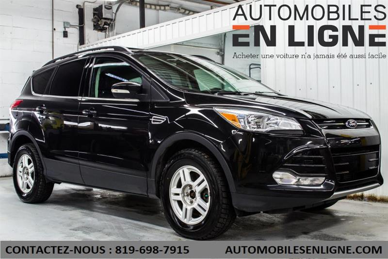 Ford ESCAPE AWD 2013 SEL AWD | GPS | CUIR |BAS MILLAGE #139216