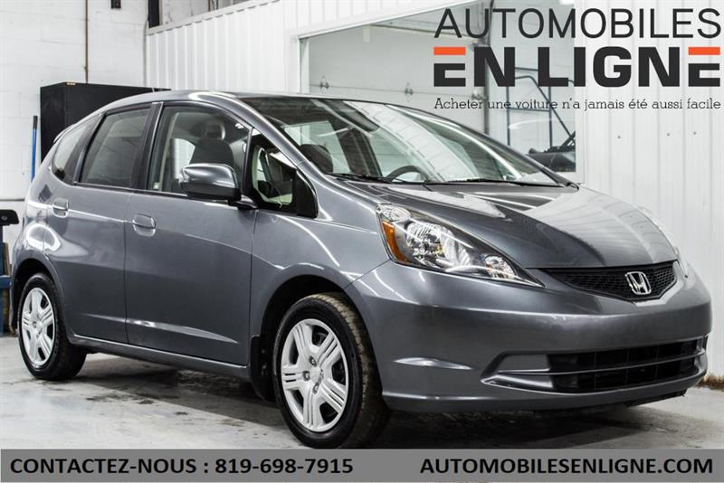 Honda FIT 2013 LX | A/C | BAS MILLAGE | AUCUN ACCIDENT #137053