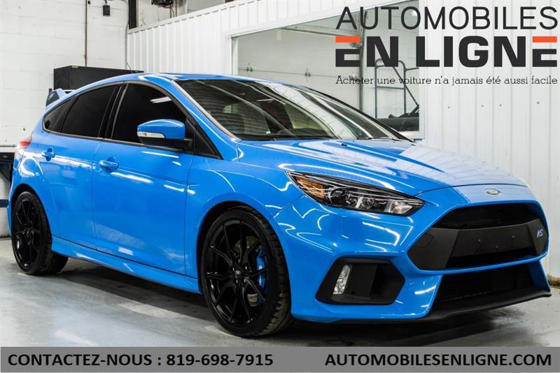 Ford FOCUS 2016 RS 2,3T 350HP | TRÈS PERFORMANT | 8 ROUES | #167415