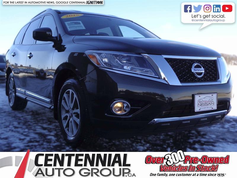 2015 Nissan Pathfinder SL | 3.5L | V6 | Bluetooth #S17-025A