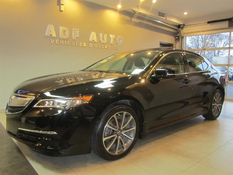 2015 Acura TLX SH-AWD /V6 / TECH / NAVIGATION  #4257