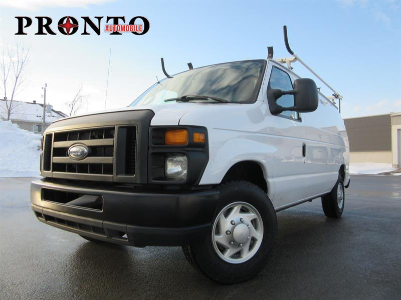 Ford Econoline Cargo Van 2012 E-350 *GR. ÉLÉCTRIQUE* #3538