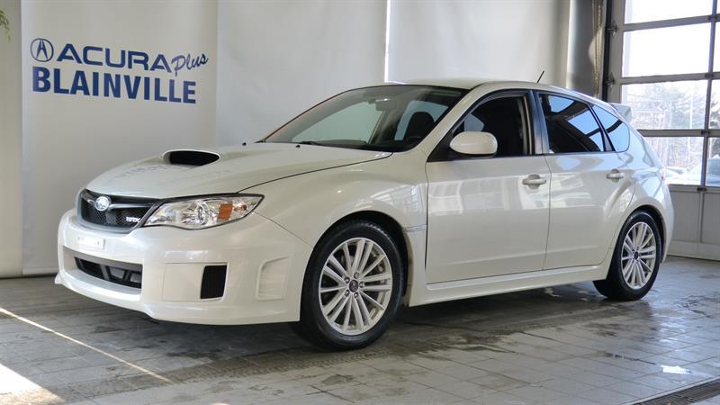 Subaru Wrx 2013 HATCHBACK #B84198