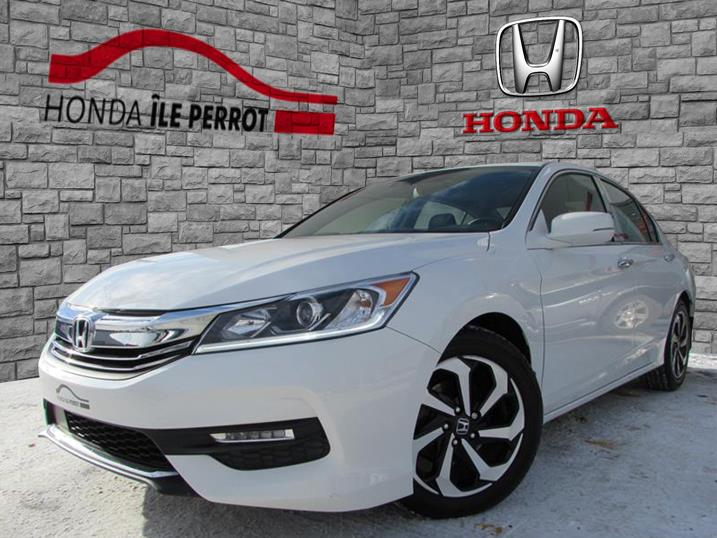 Honda Accord Sedan 2016 4dr I4 CVT EX-L CUIR #44318