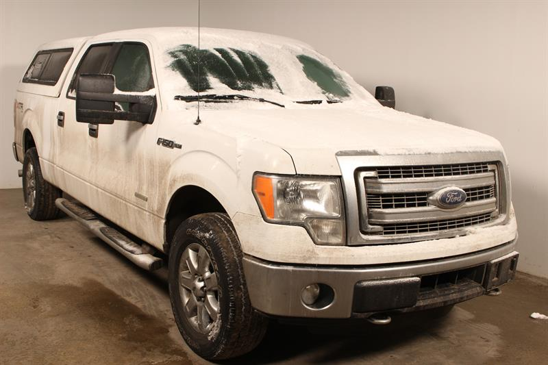 Ford F-150 2014 4WD SuperCrew #80383a