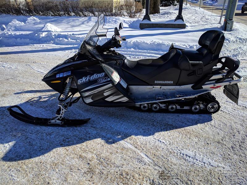 Ski-Doo GTX600SDI 2005