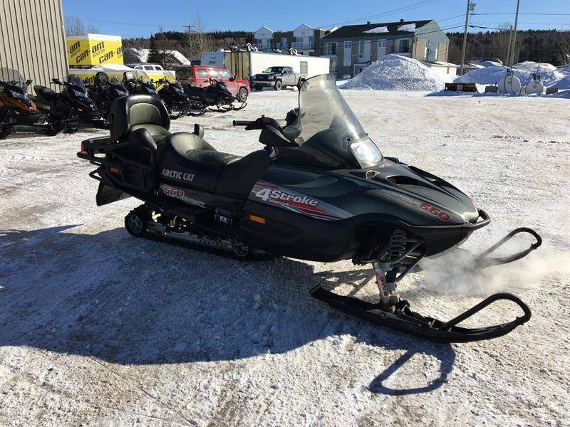 Arctic Cat T660 2003