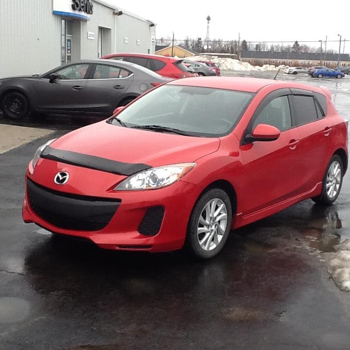 2012 Mazda 3 Mazda3 GS-Sport #1337