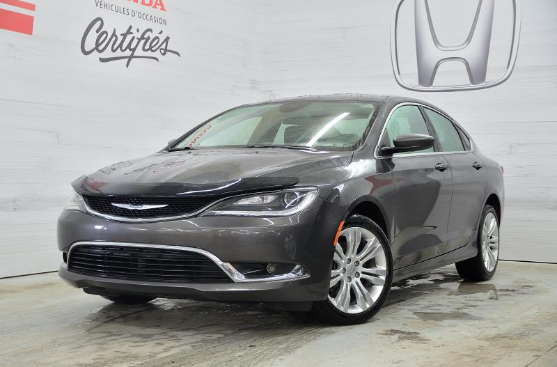Chrysler 200 2015 4 portes berline LIMITED #171244a