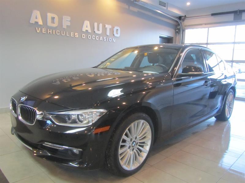 BMW 328i Xdrive 2014 LUXURY PACKAGE NAVIGATION #4264