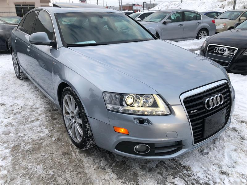 Audi A6 2010 Quattro 3.0T Special Edition #AN028354