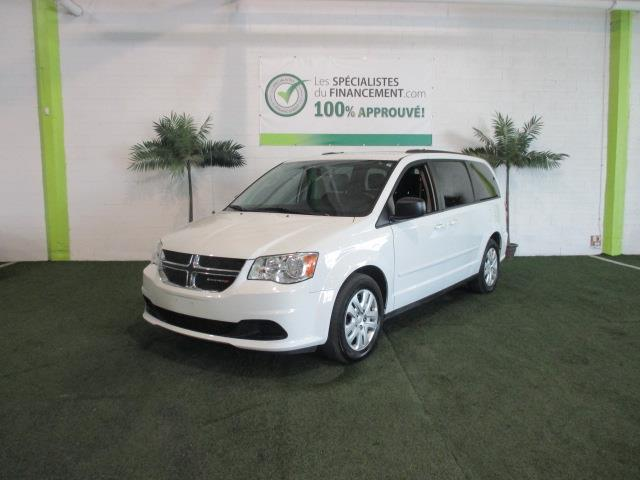Dodge Grand Caravan 2016 4dr Wgn SXT #2140-01
