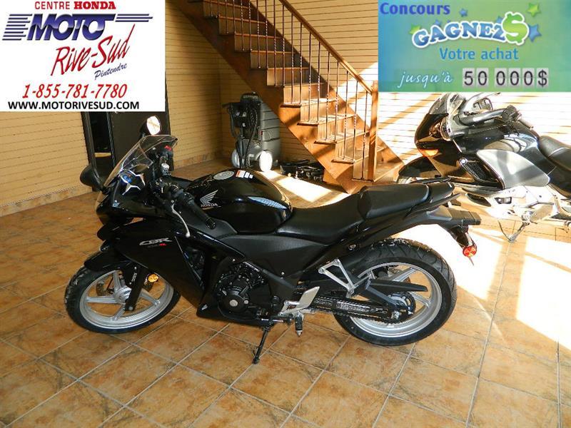 Honda CBR 250 R 2011