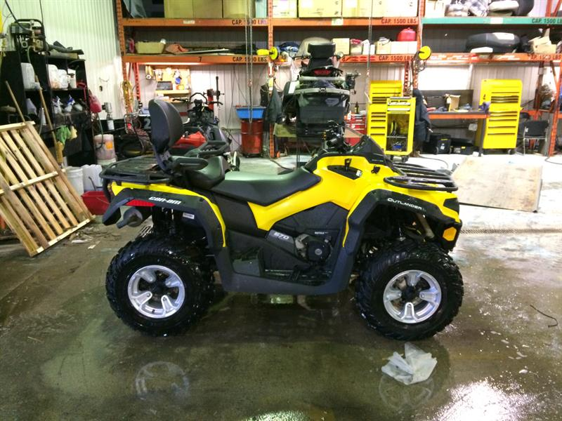 Can-am Outlander Max 570 2016