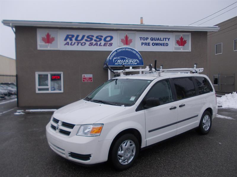 2010 Dodge Grand Caravan C-V #B0494