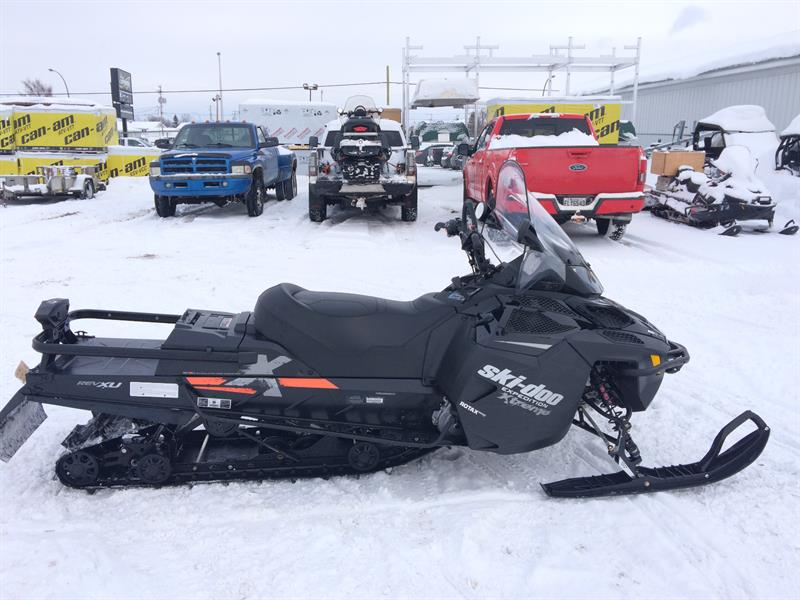 Ski-Doo EXPEDITION XTREM 800 ETEC 2017