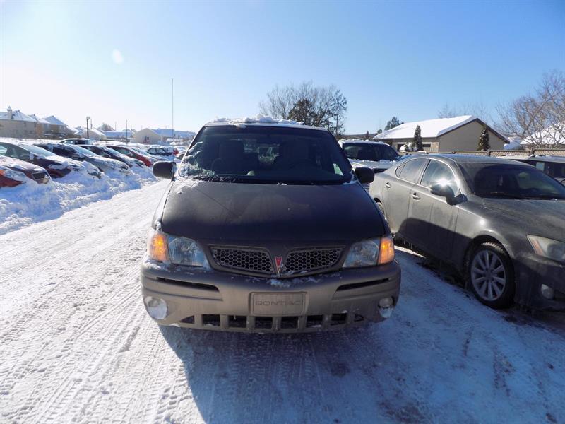 Pontiac Montana 2005 #PATOU640