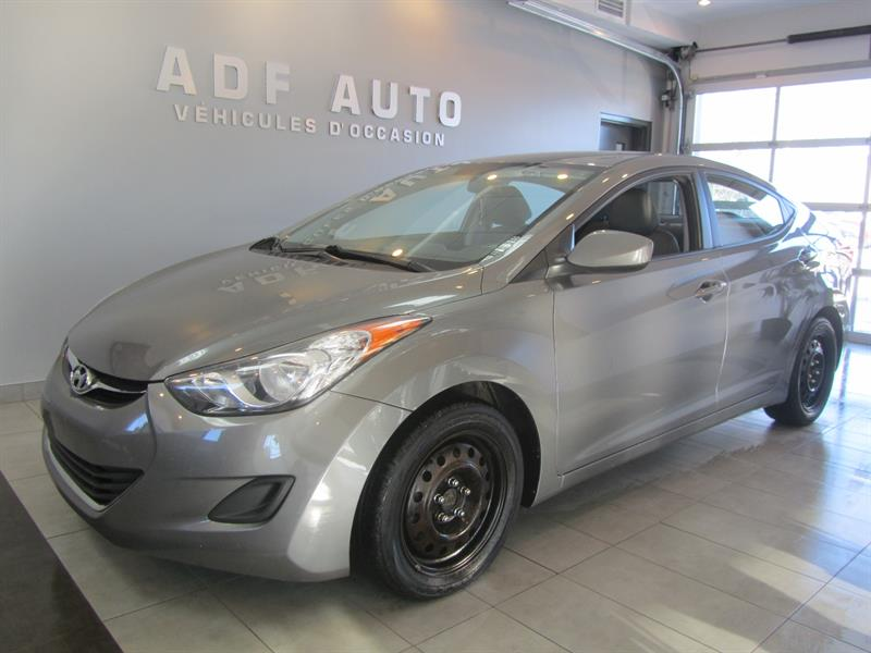 Hyundai Elantra 2013 GLS  AUTOMATIQUE  #4258