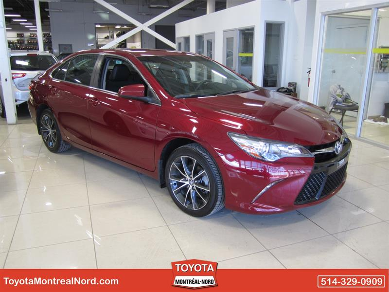 Toyota Camry 2017 XSE 2.5 L Navigation #3025 AT