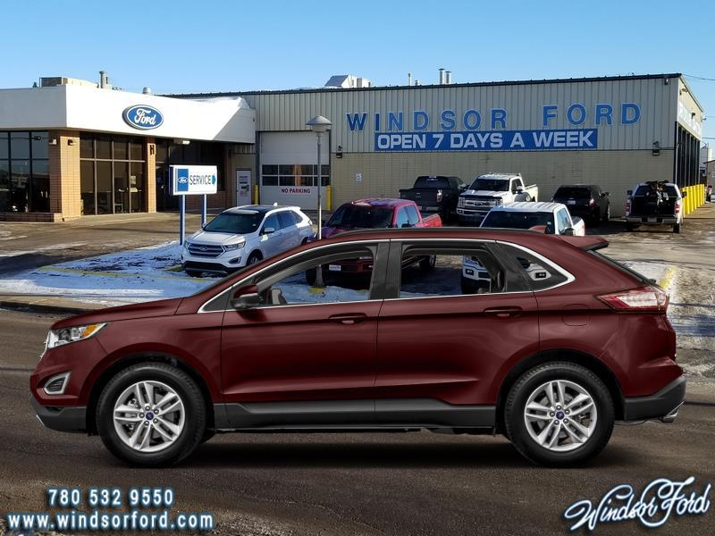 2018 Ford EDGE SEL  - Navigation #RT0284