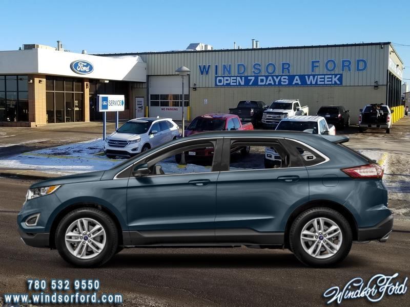 2018 Ford EDGE SEL  - Navigation #RT0287
